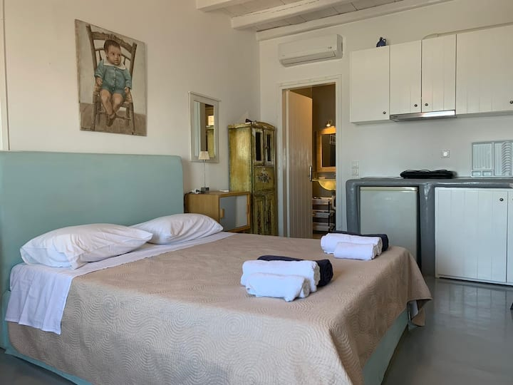Panoramic studio 500 mts from the lighthouse 1