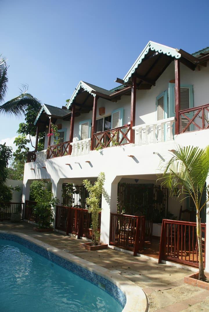 Beautiful colonial style residence Juan Dolio