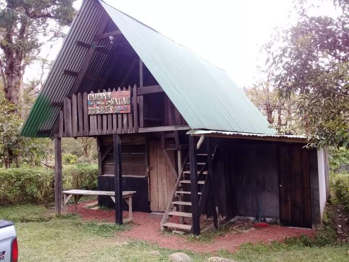 Cabaña Salas Bajos del Toro