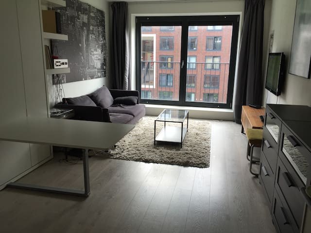 Luxurious Studio, 10 minutes from Amsterdam Centre - Амстердам - Квартира