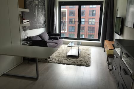 Luxurious Studio, 10 minutes from Amsterdam Centre - 阿姆斯特丹 - 公寓