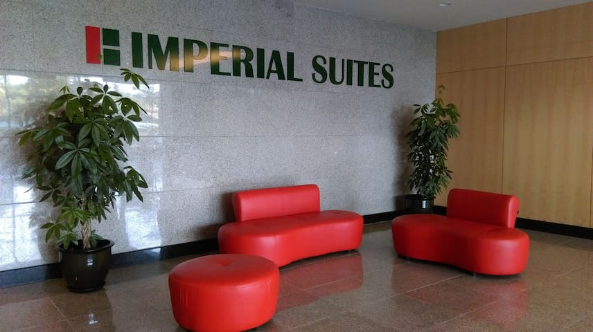 Imperial Suites: Robin Homestay 1 ;皇家套房:罗宾民宿1 - Kuching