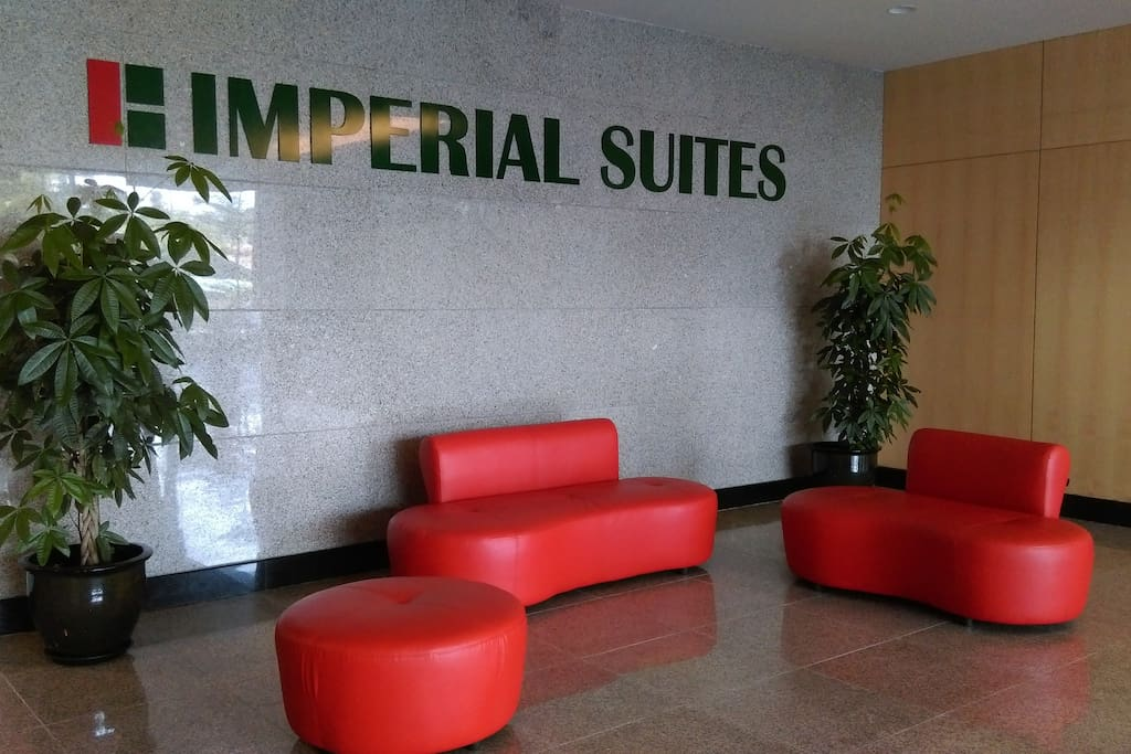Imperial Suites Lobby