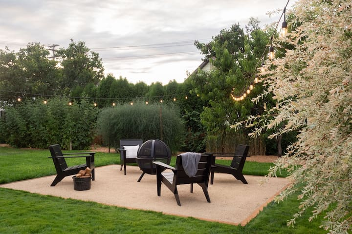 Hideaway House tucked in the heart of McMinnville