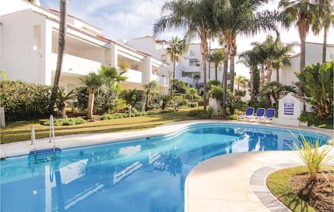 Awesome home in Marbella with WiFi and 3 Bedrooms