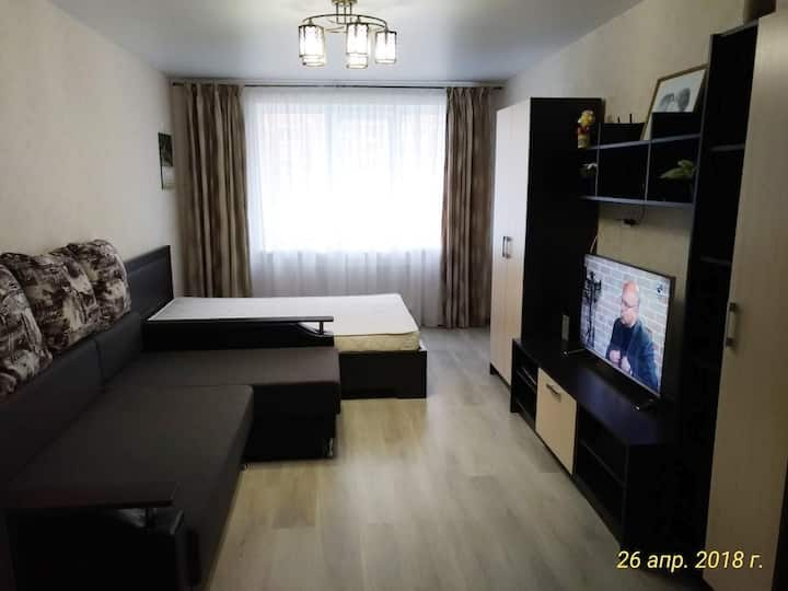 "1 Room Apartment near the ""Samara-Arena"" Stadium"