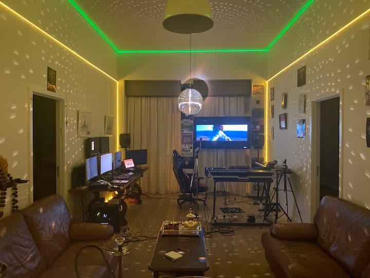 Studio de Musique Apartment