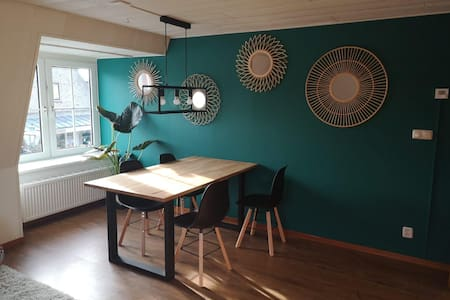 Vier-persoons appartement in centrum Nes Ameland