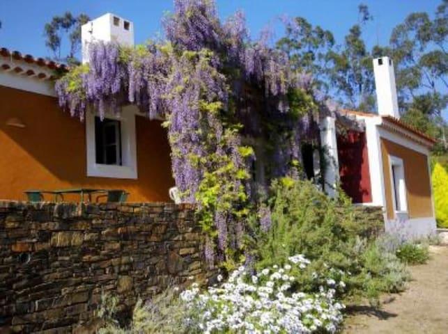 Herdade Vale D'el Rey - Beach/Country Villa, WI-FI