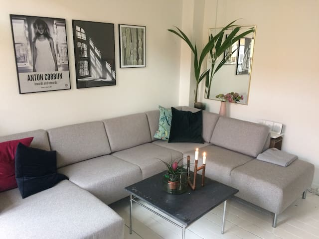 Cosy and modern apartment in downtown CPH - København - Apartment