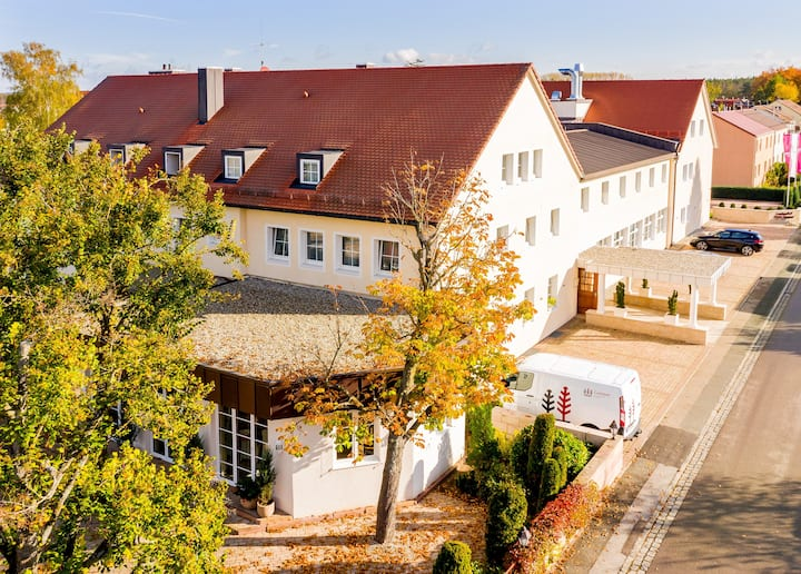 Landgasthof Hotel Gentner - Einzelzimmer Business