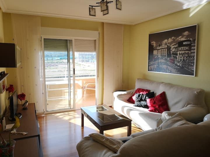 Casa cómoda y práctica en El Palmar