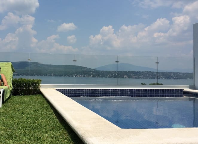 Lake View Teques - Tequesquitengo - House