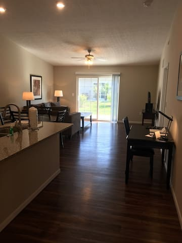 2 Bedroom/2 Bath- Canton