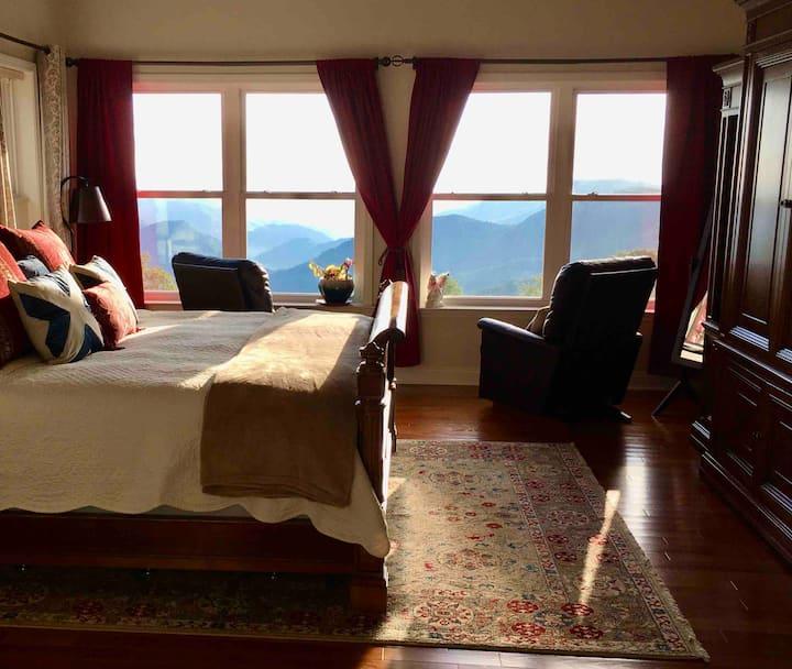 Amazing panaromic Smokey Mountains view House