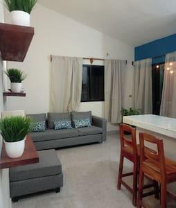 Departamento Calido con balcón