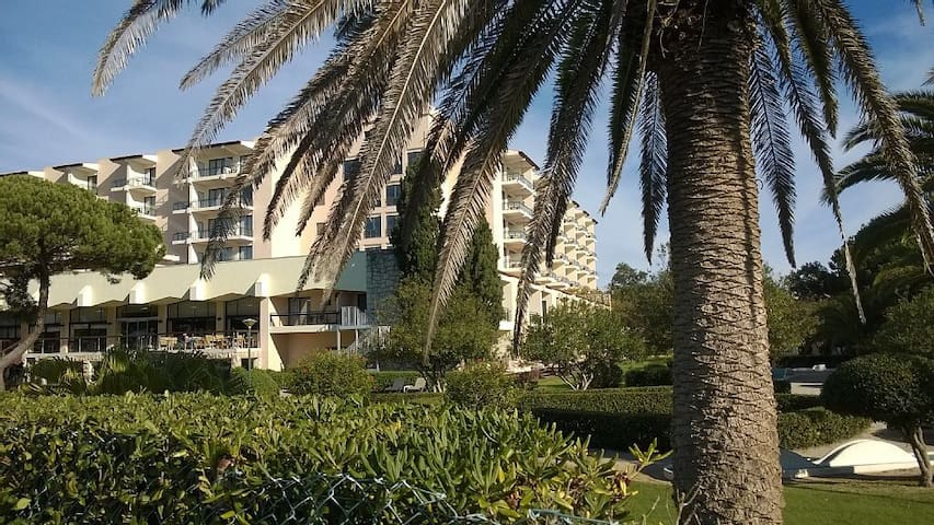 Appart hotel near the beach 50 m. - Alvor