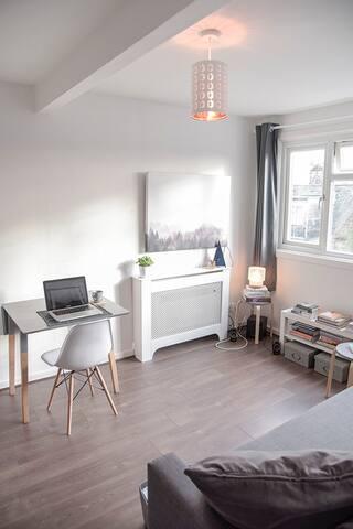 Studio Flat in the Heart of Tunbridge Wells