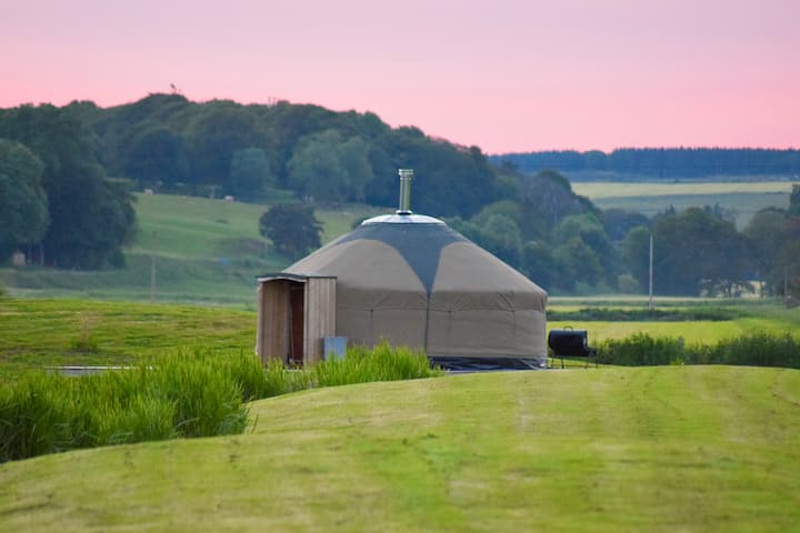 Waterside Yurt