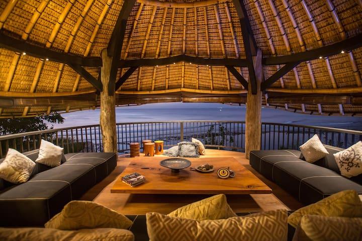 Glamorous Four Bedroom Bajau Villa in Bali!