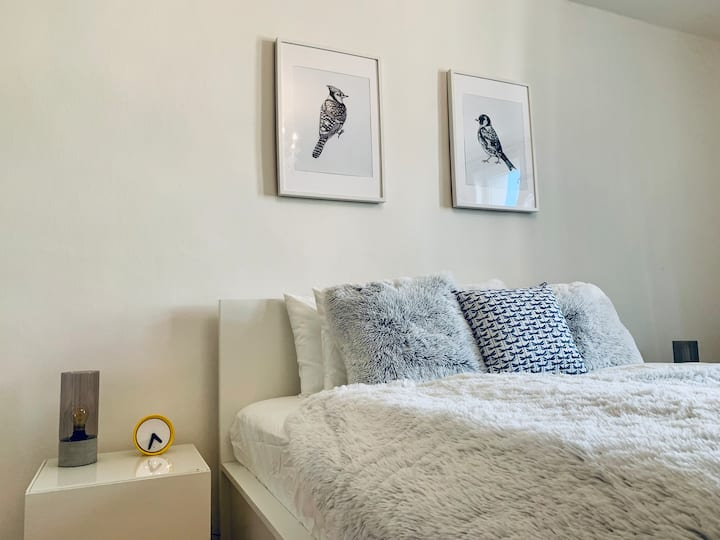 Stylish Studio Apartment with Beautiful View