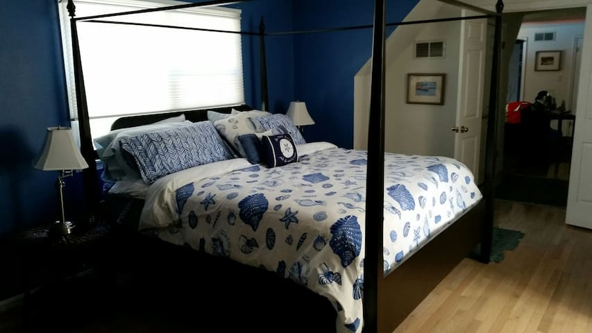 Cape Cod Charm close to USNA & Annapolis - Room 3