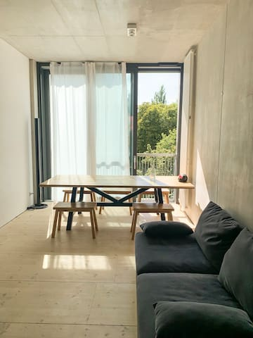 Exciting apartment in the middle of Friedrichshain