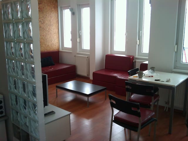 City center cozy studio - Novi Sad - Apartamento