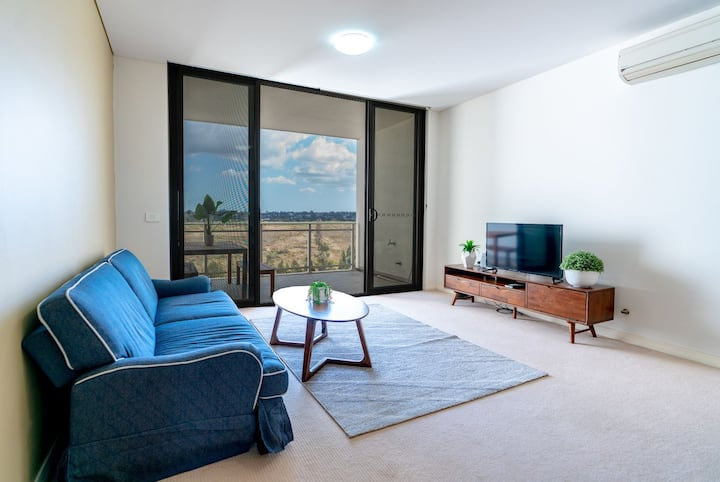 MWPJ25-Comfy 2Bedroom Apartment in Wentworth Point