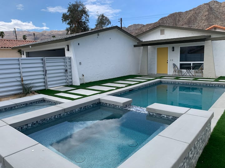 Mountain View Home w/ New Saltwater Pool & Spa