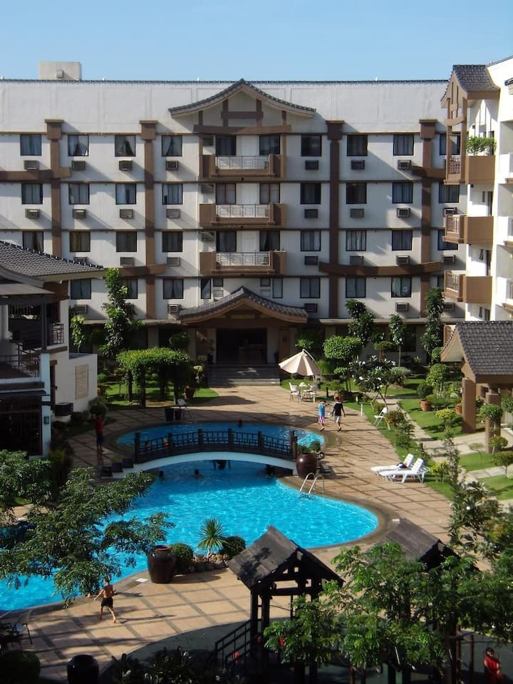 Affordable Unfurnished Condo in Resort Community