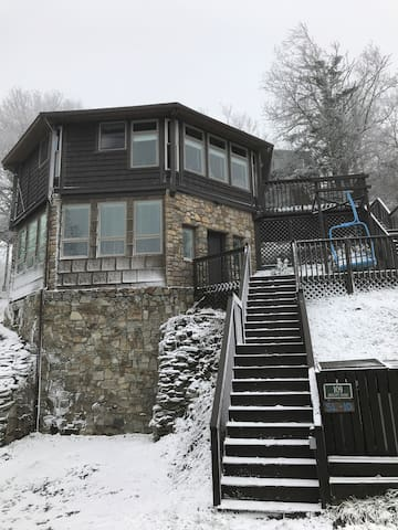 Aspen Ski Loft at Beech Mountain, North Carolina