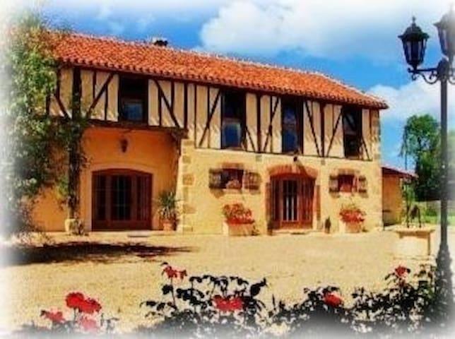 Maison Tillac - La Grange - Tillac - Ház