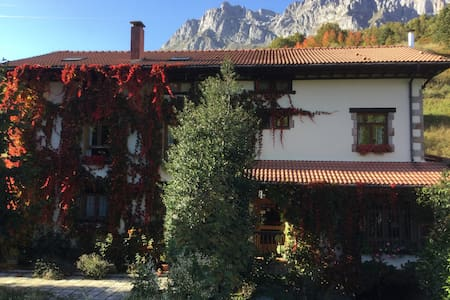 Ruta del Cares.Double room with private bathroom - Posada de Valdeón - Bed & Breakfast