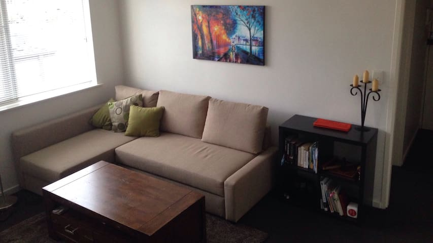 Sunny apartment - Ascot Vale - Byt