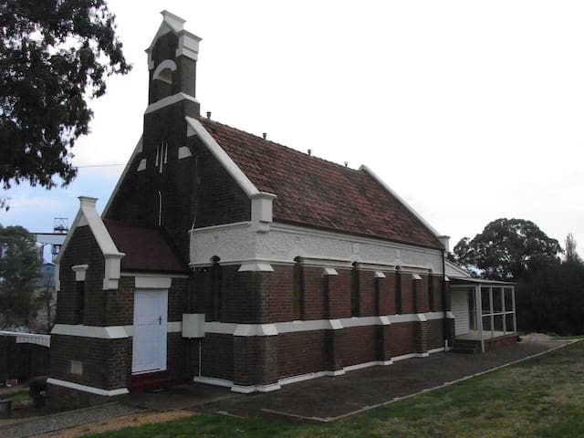 Allawah: Old Methodist Church Wallendbeen