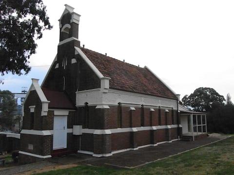 Allawah: Old Methodist Church Wallendbeen