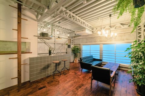 4BR w/ 2 showers @Best Location for touring Tokyo