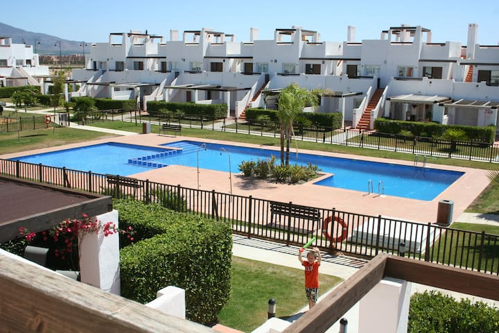 2 bed apartment in Condado de Alhama