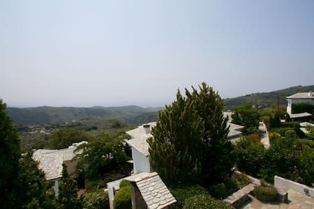 Traditional house in a beautiful complex in Milies - Magnisia - Talo