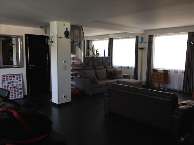Superbe loft au coeur d'Annecy - Annecy - Loft