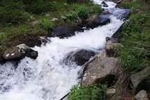 Water Stream near by property