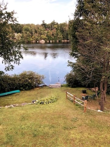 New! Lakefront and Ski retreat 1 hour from NYC!