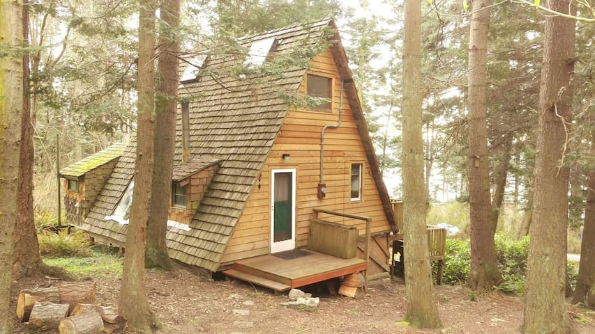 Cozy Cabin in semi Woodsy setting near Skagit Bay - La Conner - Cabana