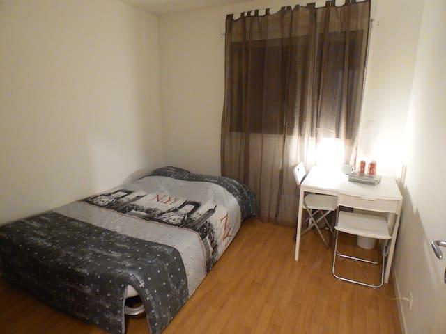 Chambre calme à 10 mn de Rennes - Noyal-Châtillon-sur-Seiche