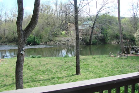 Caney River Cabin - Murphy - 小木屋