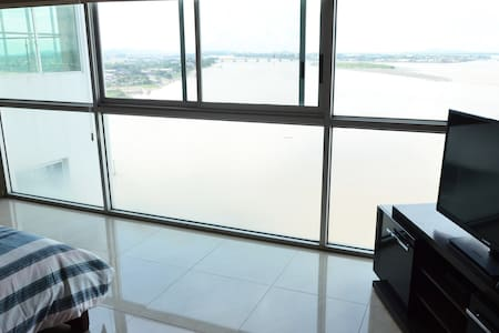 Master Bedroom - Penthouse Luxury River View - Guayaquil - Διαμέρισμα