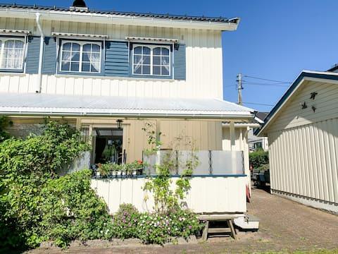 Family friendly semi-detached house w/big garden