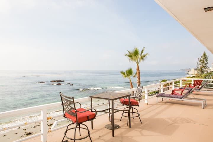 Beachfront Laguna Beach Tremendous Oceanviews 27