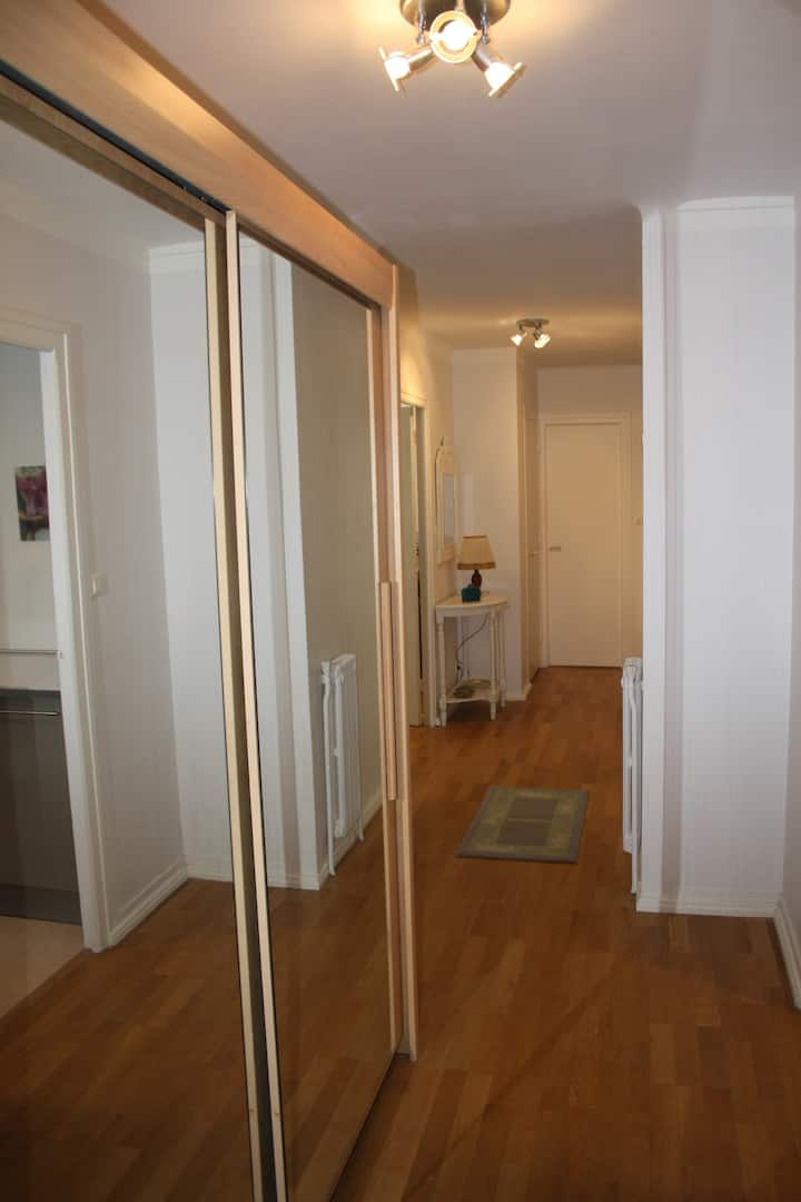 Appartement   centre ville 78 m2  - 2 Chambres -
